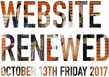 anello®公式ブランドサイトがリニューアルオープン
