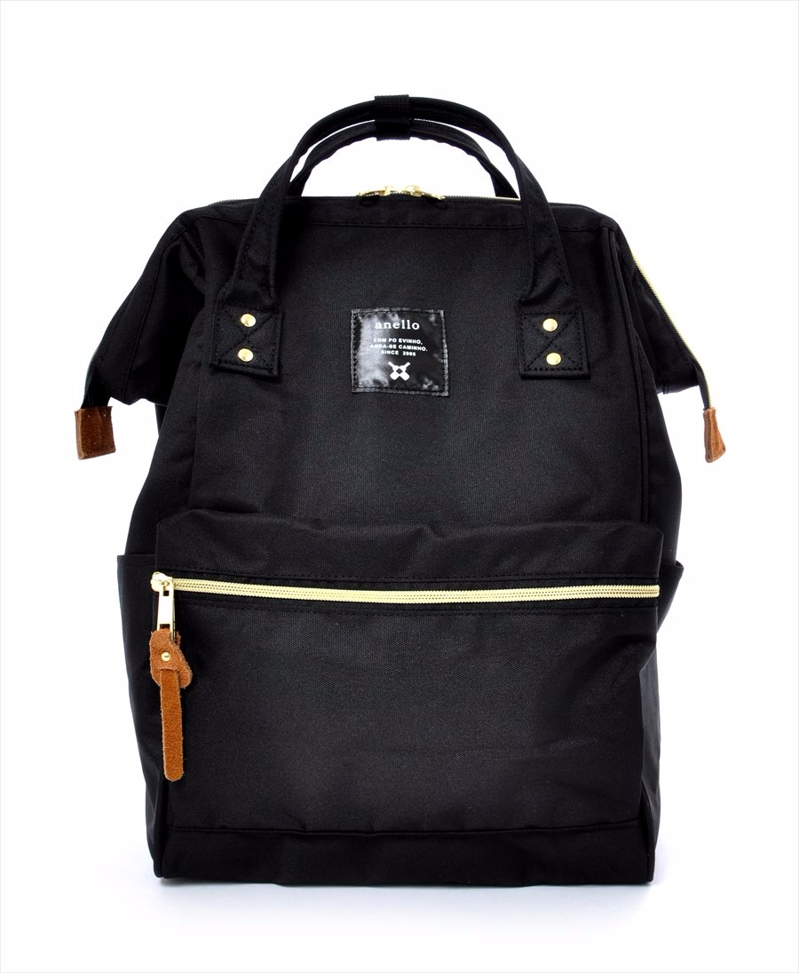 Hinge Clasp Backpack