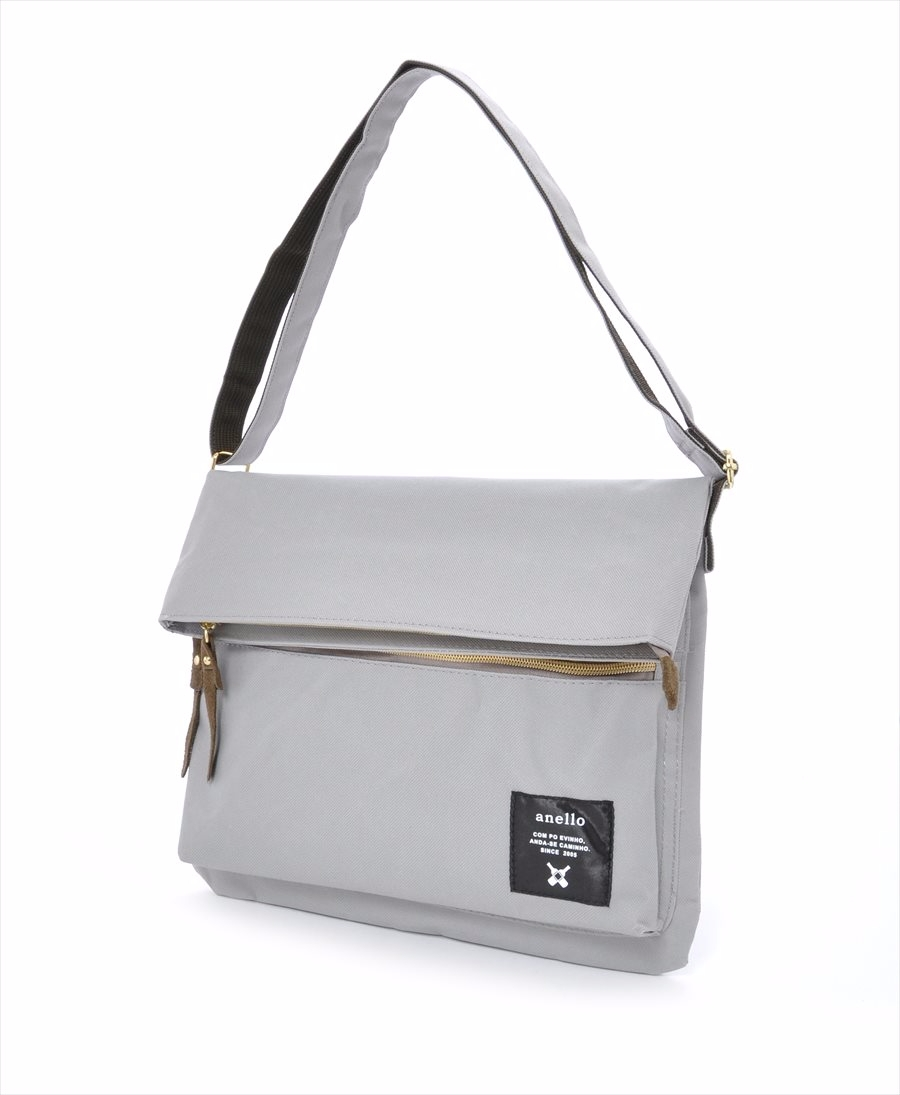 Folded Flap Shoulder Bag|PRODUCTS|anello® OFFICIAL SITE c43cd1612