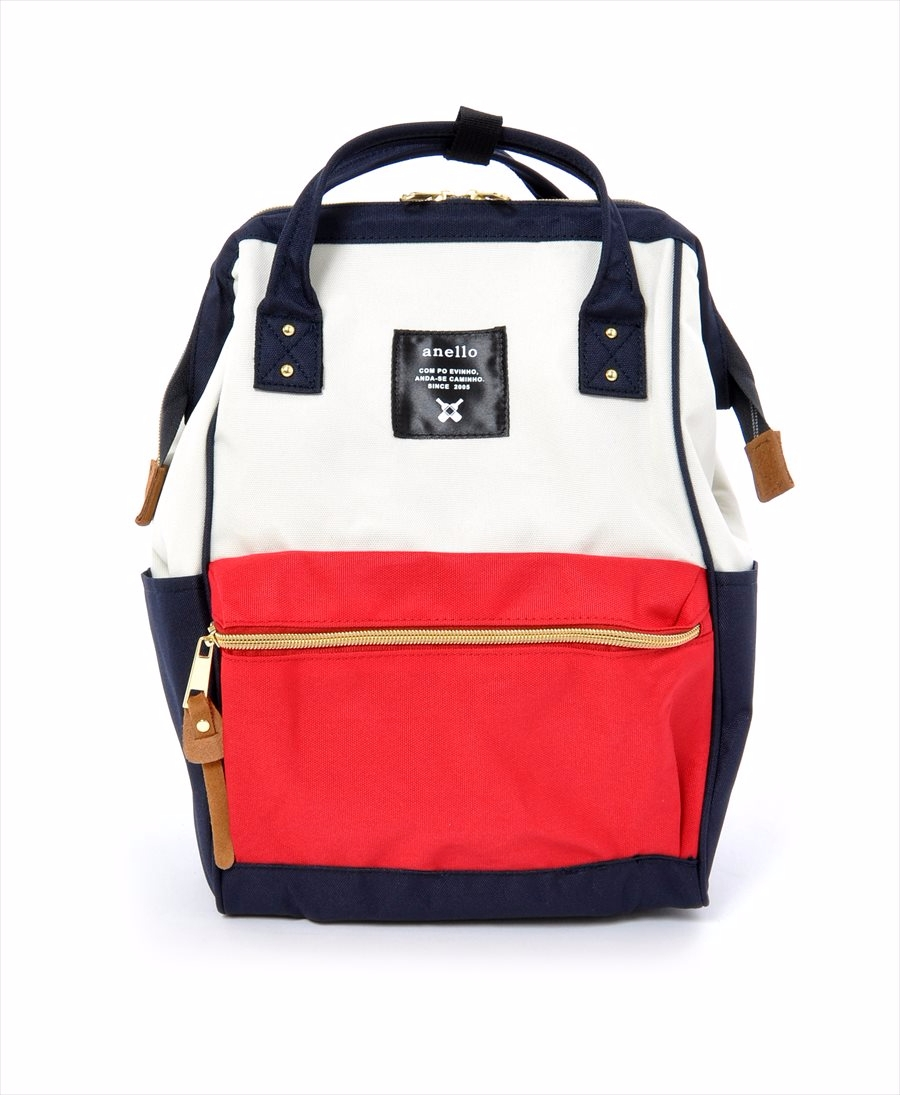 Hinge Clasp Mini Backpack